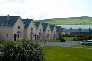 Dingle Marina Cottages in Dingle
