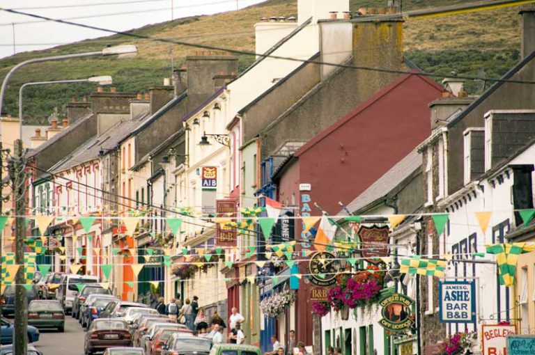 dingle town main street