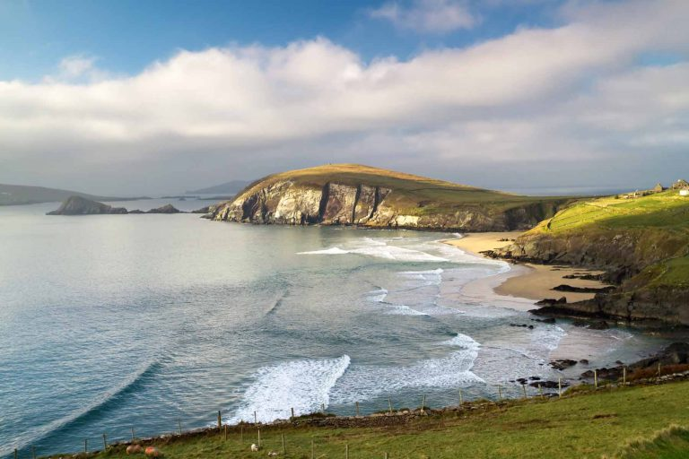 Beaches on the Dingle Peninsula