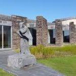 blasket centre statue